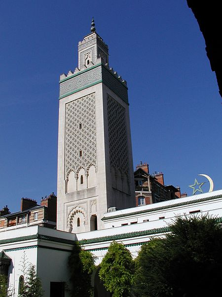 Grand Mosque of Paris2