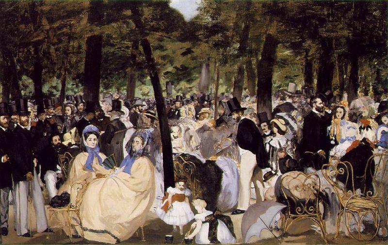 Jardin des Tuileries1
